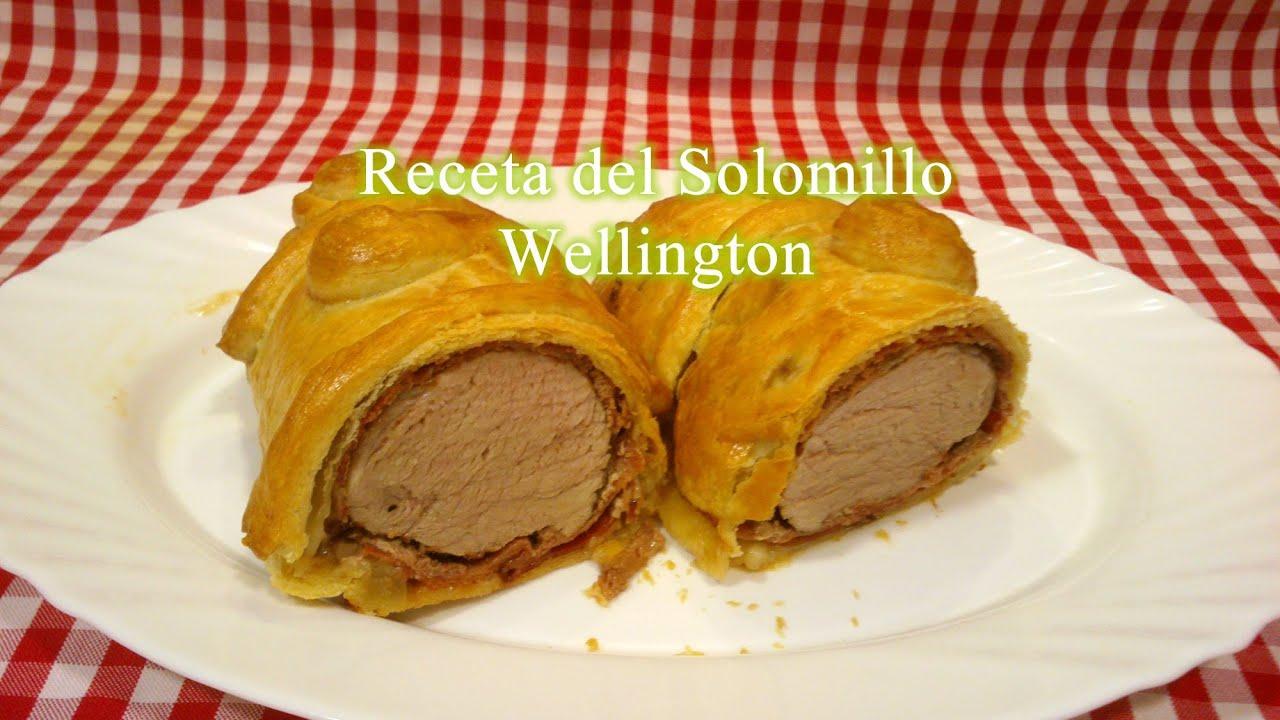 Solomillo De Ternera Info ~ Solomillo Wellington Masterchef Receta