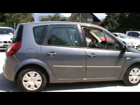 2007 Renault Scenic 1.5 dCi Dynamique Full Review,Start Up, Engine, and In Depth Tour