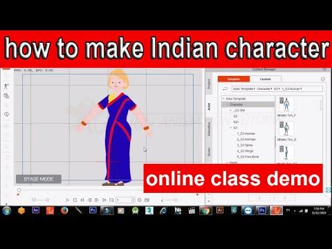 How To Make Moral Story ! Cartoon Animator 4 + Photoshop Part 1