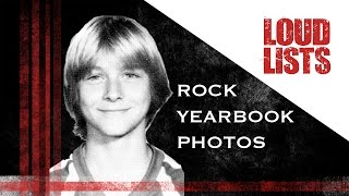 Rock Star Yearbook Pictures