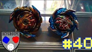 Customize Battle #40 : Brave Hyperion VS King Helios