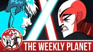 Star Wars: Clone Wars 2003 Extended - The Weekly Planet Podcast