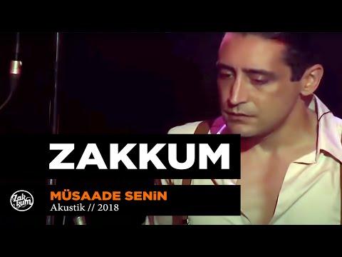 ZAKKUM // Müsaade Senin (Powertürk Akustik)