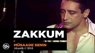 ZAKKUM // Müsaade Senin (Powertürk Akustik) Video