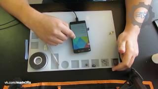 видео Экран Xiaomi Mi4C