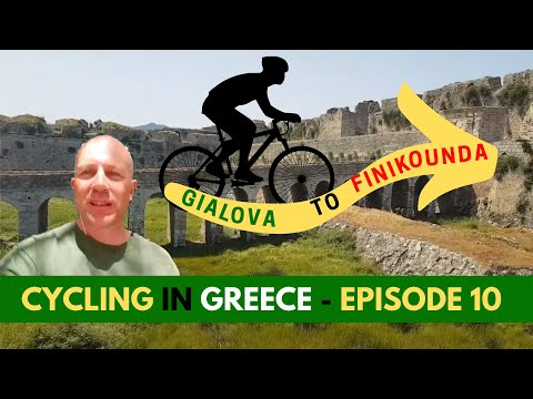 Hercules Bike Tour Vlogs - cover