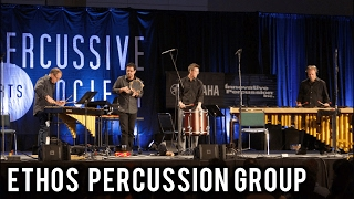 Ethos Percussion Group - PASIC16