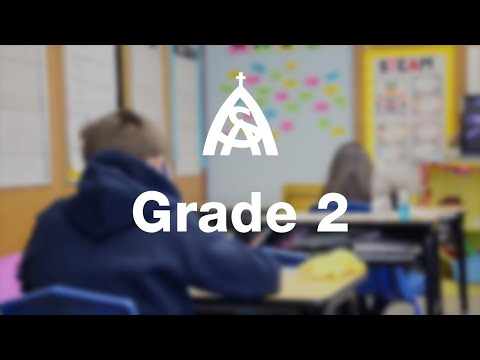 Learn about Second Grade at All Saints STEAM Academy!