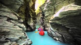 Dart River FunYak Canoe and Jet Boat Safari, Queenstown, New Zealand | Experience Oz + NZ