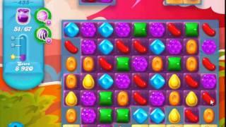 Candy Crush Soda Saga level 435