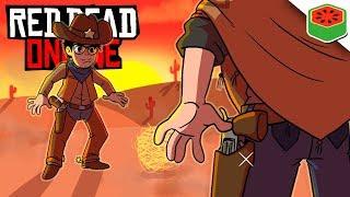 STALKED On Red Dead Online! | RDR2 Online (Funny Moments)