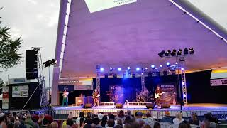 PTBO MUSICFEST - July 22, 2017 - Absolute Journey Tribute