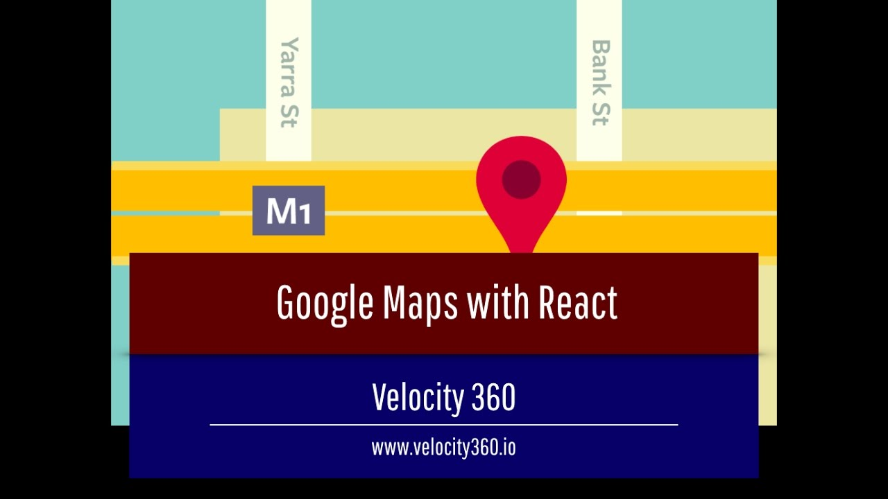React & Google Maps Revisited