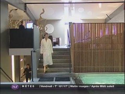 360 urban spa un nouveau spa de 600 m2 toulouse youtube. Black Bedroom Furniture Sets. Home Design Ideas