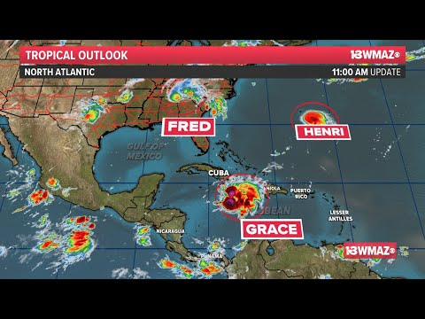 Henri upgraded to hurricane, poses most serious hurricane risk to ...