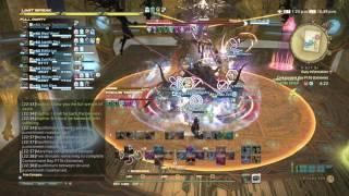 FFXIV: Heavensward Gameplay - 115 - Bard - Sophia (Extreme) (First Clear)