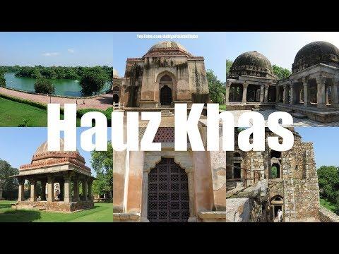 Hauz Khas Complex - a Heritage Tour with Aditya
