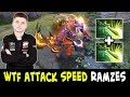 When you need WTF attack speed — Ramzes 2x Butterfly BUILD