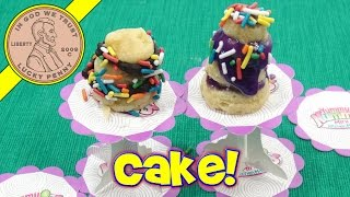 Yummy Nummies Birthday Cake Maker DIY Mini Food Kit