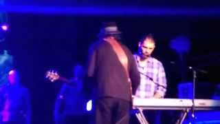 Carlos Santana - Inner City Blues (Make Me Wanna Holler) - Verizon Amphitheater - July 26, 2014
