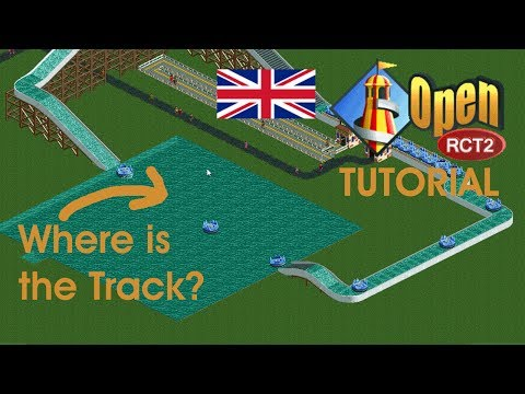 Invisible Tracks ☖ OpenRCT2 Tutorial [EN]
