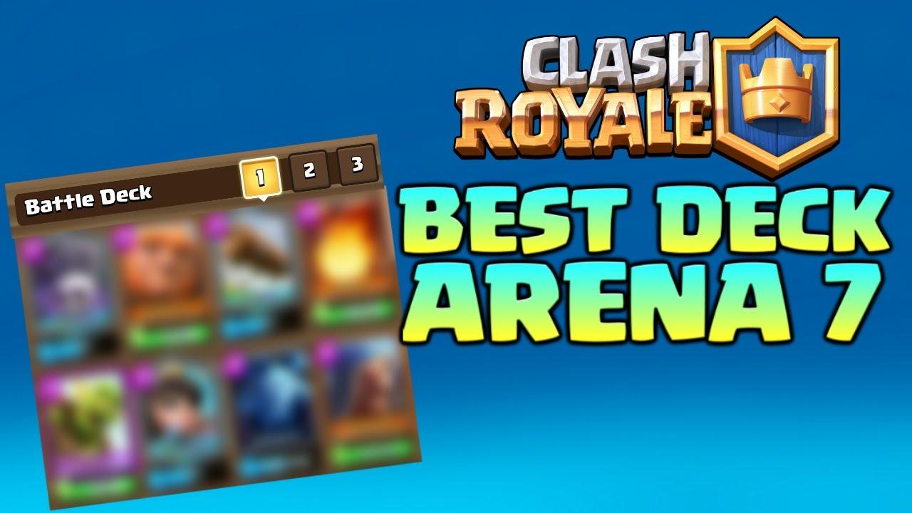 Best Deck Arena 7