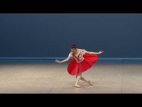 Takeda Saki, 110 - Prix de Lausanne 2017 - classical