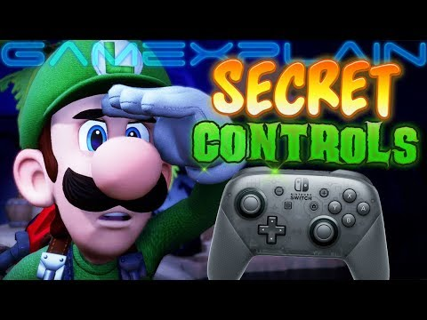The SECRET Best Way To Play Luigi's Mansion 3 (Controls)