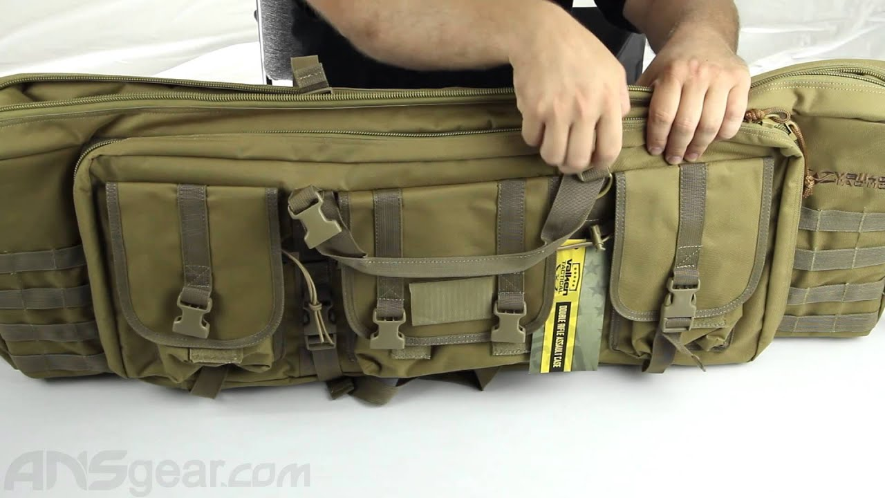 """42/"""" Military Green Soft Rifle Case"""