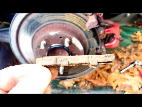 Honda Civic Si Brake Fix DIY (2006 2011 Si)