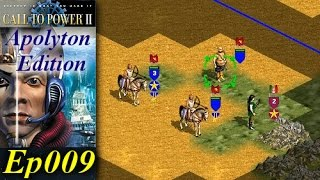Call to Power II - Apolyton Edition [3/3] Ep009 - Slowing the Italian Expansion