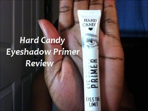 KelsTells | Hard Candy Eyeshadow Primer Review