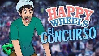 HAPPY WHEELS: ¡EL GRAN CONCURSO! | iTownGamePlay