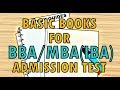 Necessary Books for IBA Admission Test By Maker s Hasan Ul Banna