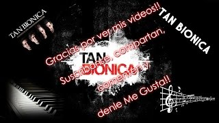 Canciones MIDIS De Tan Bionica Para Synthesia