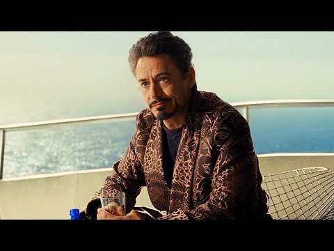 Nick Fury and Tony Stark Scene - Iron-Man 2 (2010) Movie CLIP HD