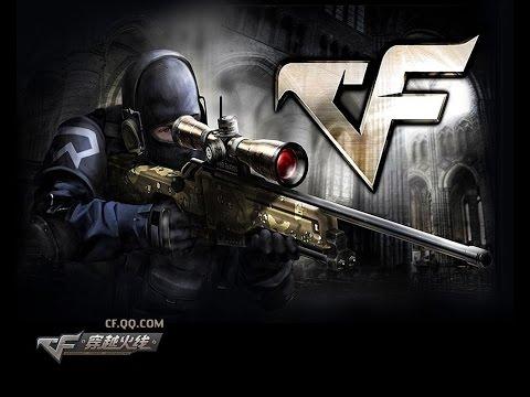 Sniper Montage   CrossFire Español