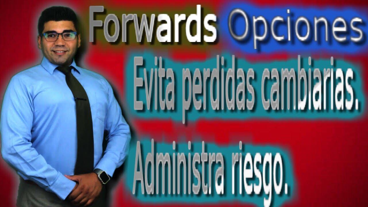 Forwards futuros y opciones / administracion de riesgos financieros y empresariales / tipo de cambio