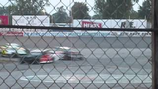Flat Rock Speedway, 7/11/2015 Figure 8 50 Lap Feature