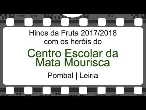 Hino dos Heróis da Fruta 2017/2018 do Centro Escolar da Mata Mourisca | Pombal – Leiria