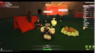 ROBLOX Victoire vaktovian à Nightfall Clan Fort Virium