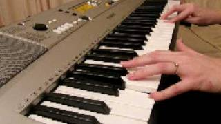 My Heart Will Go On by Celine Dion - Titanic Theme Song - Piano/Keyboard - Yamaha PSR-E313