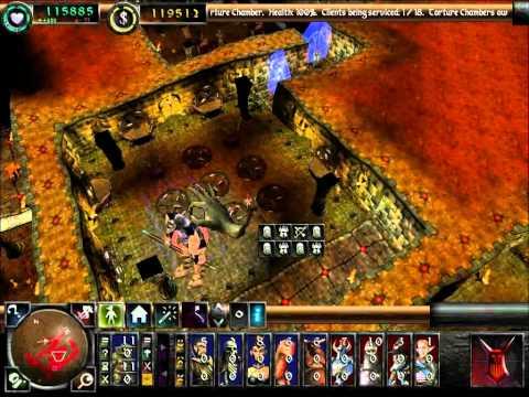 Dungeon Keeper 2 Walkthrough - Level 20 - Heartland - final mission