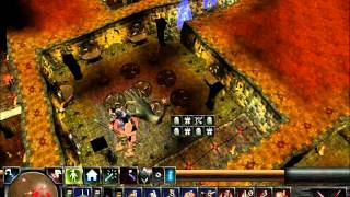Dungeon Keeper 2 Walkthrough - Level 20 - Heartland - final mission