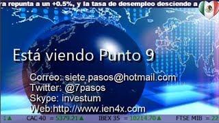 Punto 9 Noticias Forex del 6 de Octubre del 2017