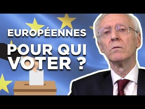 HENRY DE LESQUEN - POUR QUI VOTER LE 26 MAI ?