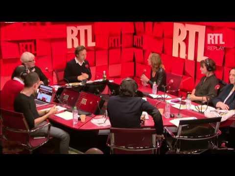 A la bonne heure - Stephane Bern et Sandrine Bonnaire - Le 30 Octobre 2015 - partie 1 - RTL - RTL