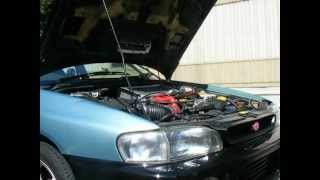 1993 Subaru Impreza Wagon RHD V4 STI Swap ( EJ20K )