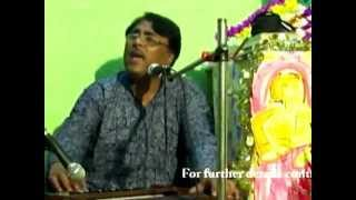 "Alak Roychoudhury sings ""SHESH DYAKHA"" (Must see!)"