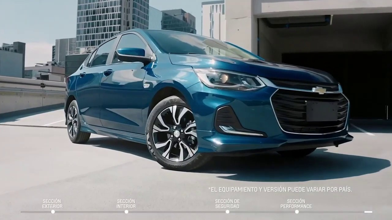 Chevrolet Onix Turbo 2021 Review Youtube